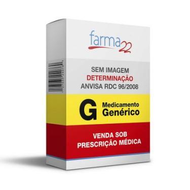 Tadalafila 20mg 4 comprimidos Genérico Eurofarma EUROFARMA