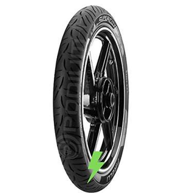 Pneu Super City Pirelli 60/100-17 Tt Dianteiro Biz 100 125