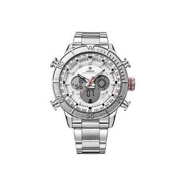 931d3cb23ed Relógio Masculino Weide Anadigi Wh-6308 Br