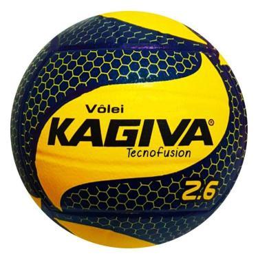 Bola Kagiva Vôlei 2.6 unisex 7ecf95a16e561