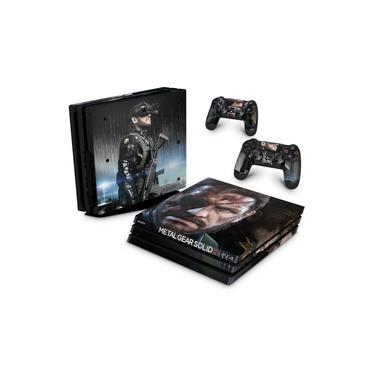 Skin Adesivo para PS4 Pro - Metal Gear Solid V