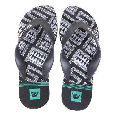 Chinelo Hang Loose Supra Geometric Masculino