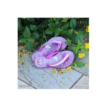 Chinelo Barbie Grendene Lilas/Lilas Chinelos 21644-Celebration