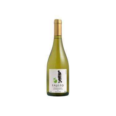 Vinho Branco Brasileiro Fausto Chardonnay