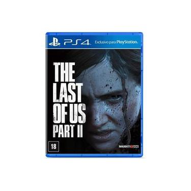 Jogo Ps4 The Last Of Us Part 2