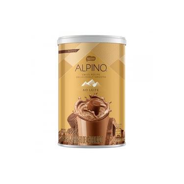 Pó para Preparo de Bebidas Chocolate Alpino 200g - Nestlé