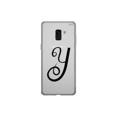 Capa Personalizada para Samsung Galaxy A8 - LETRA Y. - Quark