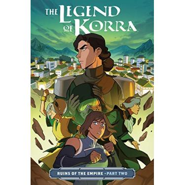 The Legend of Korra: Ruins of the Empire Part Two: 00