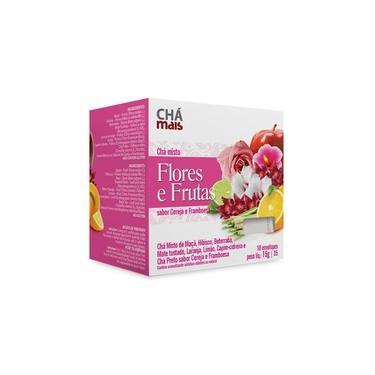 Imagem de Chá de Flores/Frutas 10 Sachês x 15G Chá Mais