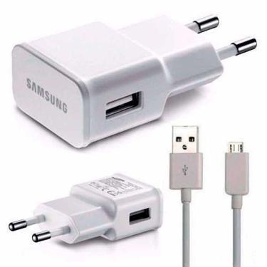 Carregador Samsung Galaxy A5 Duos A500M/DS Branco