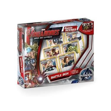 Imagem de Battle Scenes Battle Box Vingadores Era De Ultron