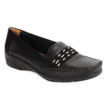 Sapato Feminino Snake Firezzi Preto 41