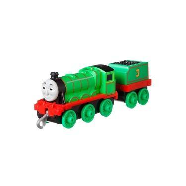 Imagem de Thomas e Seus Amigos Grandes Locomotivas Henry - Mattel