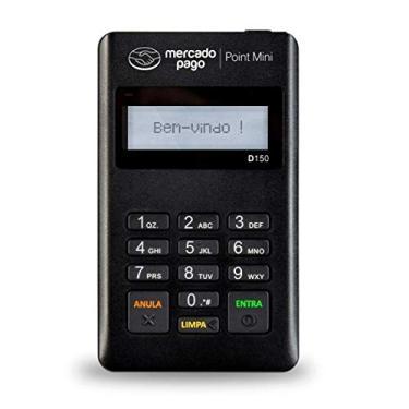 Maquininha de Cartão Point Mini Bluetooth