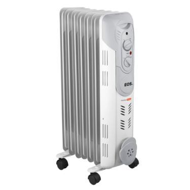 Aquecedor Elétrico a Óleo EOS Comfort Heat 1500w 110V