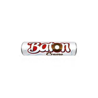 Chocolate Baton Cre Recheio Ao Leite 16g Garoto