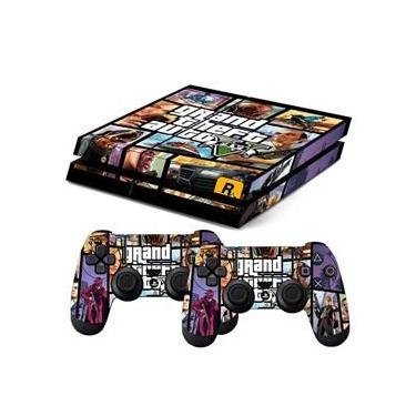 Skin PS4 Fat Grand Theft Auto 5