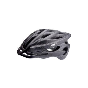 Imagem de Capacete Ciclismo Runner Ptk Bike Mtb Speed Carbono