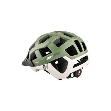 Imagem de Capacete Bike Mtb Cervix Verde Militar E Bege Tam M