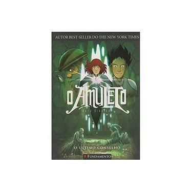 O Amuleto - o Último Conselho - Vol. 4 - Kibuishi, Kazu - 9788576766506