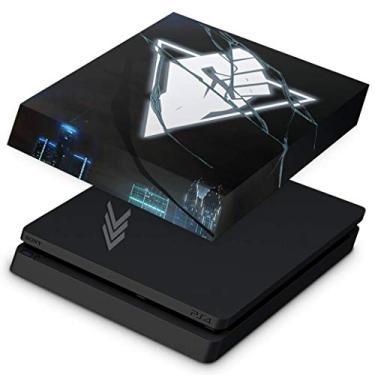 Capa Anti Poeira para PS4 Slim - Detroit Become Human