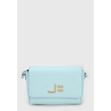 Bolsa Jorge Bischoff Logo Azul Jorge Bischoff JCLF01235 feminino