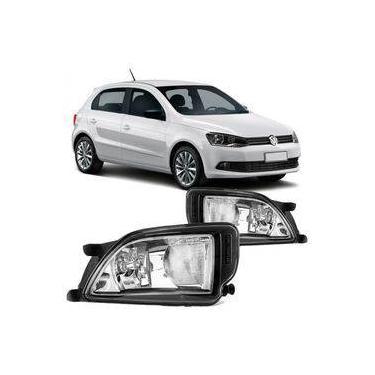 Farol de Milha Original Gol Voyage G6 2013 2014 2015 (Volkswagen) Esquerdo
