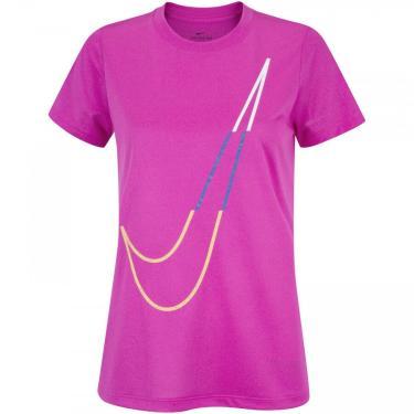 Camiseta Nike Dry Leg Icon Clash - Feminina Nike Feminino