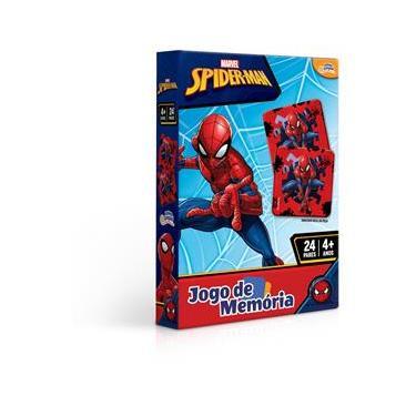 Imagem de  Jogo da Memória - Homem Aranha - 24 Pares - Toyster