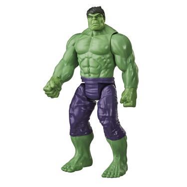 Boneco Avengers Hulk Titan Hero Series Deluxe - Hasbro