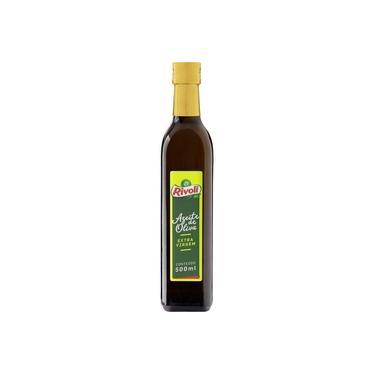 Azeite de Oliva Extra Virgem Garrafa 500ml 1 UN Rivoli