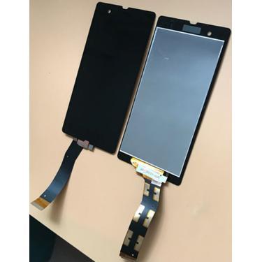 Para sony xperia z l36h display lcd tela de toque digitador assembléia para sony xperia c6603 c6602