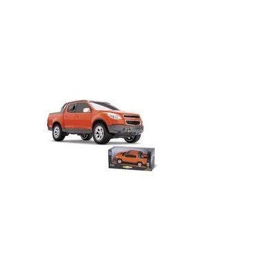 Imagem de Carrinho Pick-Up S10 Rally - Roma Brinquedos