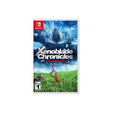 Xenoblade Chronicles: Definitive Edition - Switch