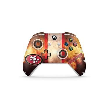 Skin Adesivo para Xbox One Slim X Controle - Modelo 298