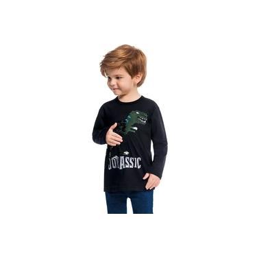Camiseta dinossauro Menino Kyly - 2 anos
