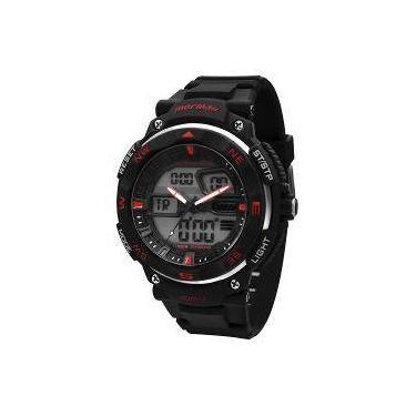 Relógio de Pulso Masculino Acetato Resistente a àgua   Joalheria   Comparar  preço de Relógio de Pulso - Zoom b9f7861d35