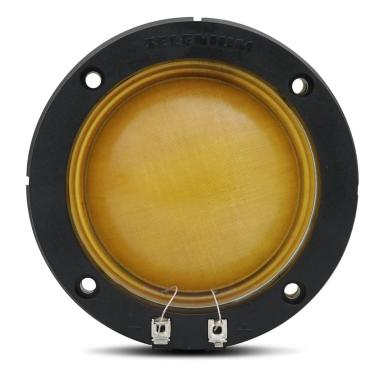 Reparo Original Para Driver JBL Selenium D360 Pro 125w Rms 8 Ohms Diafragma Fenólico