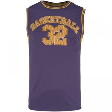 Camiseta Regata Adams Basketball BAS002 - Masculina Adams Masculino