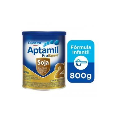 Fórmula Infantil Aptamil ProExpert Soja 2 (800g)