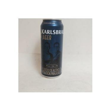 Cerveja Alemã Karlsbrau Lager 500ml
