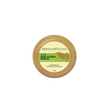 Sabonete Argila Dourada com Própolis 110 grs Derma Clean