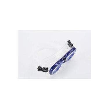 Kit de Máscara e Snorkel Ocean Mormaii / Azul