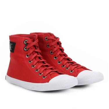 Sapatênis Calvin Klein   Moda e Acessórios   Comparar preço de ... c21ed60014