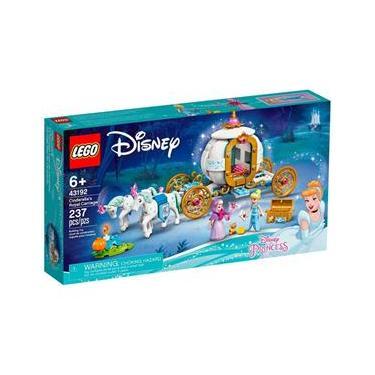 Imagem de LEGO Disney Princess - A Carruagem Real de Cinderela - 43192