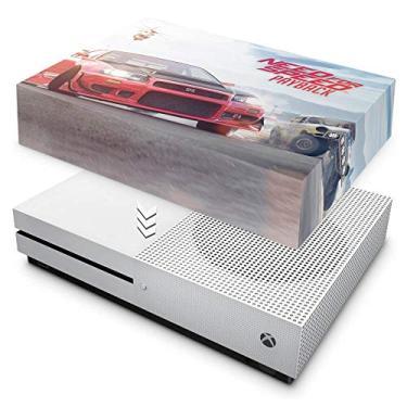 Capa Anti Poeira para Xbox One S Slim - Need For Speed Payback