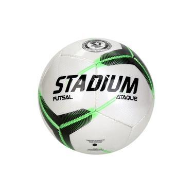 Bola de Futsal Quadra Salão Stadium Ataque II IX Costurada a Mão