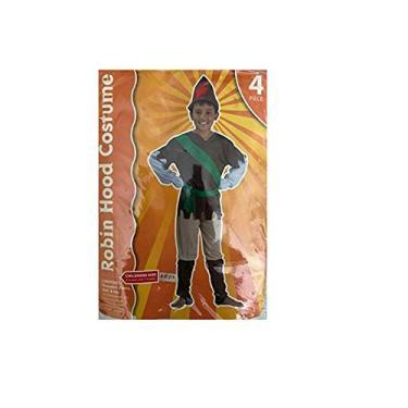 Imagem de Fantasia infantil de Robin Hood da UBL de 4 a 6 anos
