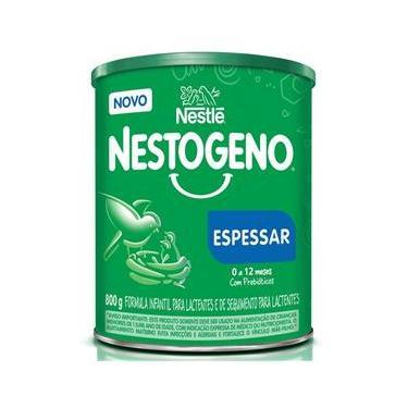 Imagem de Nestogeno Espessar Fórmula Infantil Nestlé Lata 800g