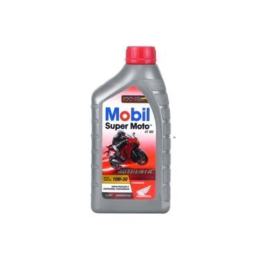 Óleo de Motor 4T Mobil MX AUTHENTIC 10W30